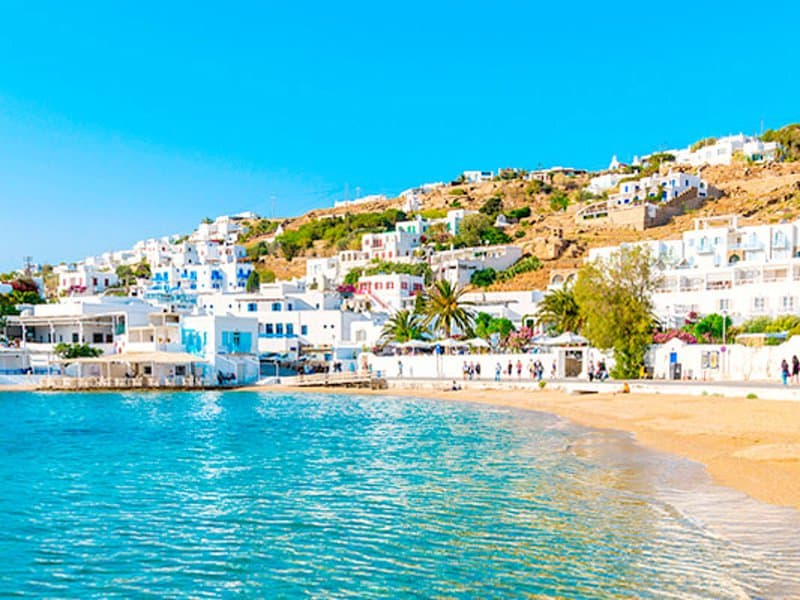 holiday to greek islands one
