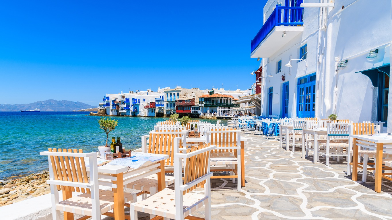 holiday to greek islands two